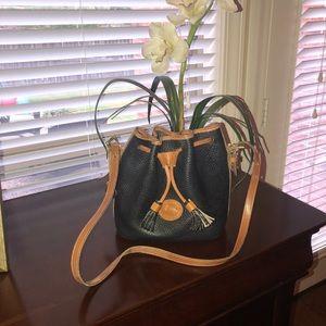 Dooney and Bourke Vintage Navy Handbag